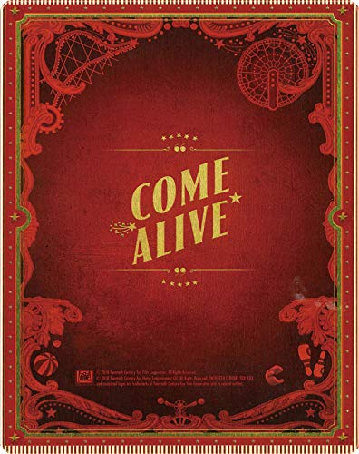 『グレイテスト・ショーマン ブルーレイ版 リミテッド・エディション スチールブック仕様 [Blu-ray]』の2枚目の画像