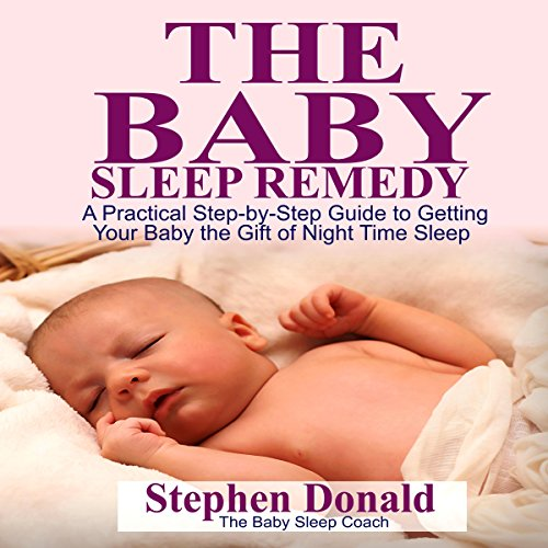 The Baby Sleep Remedy audiobook cover art