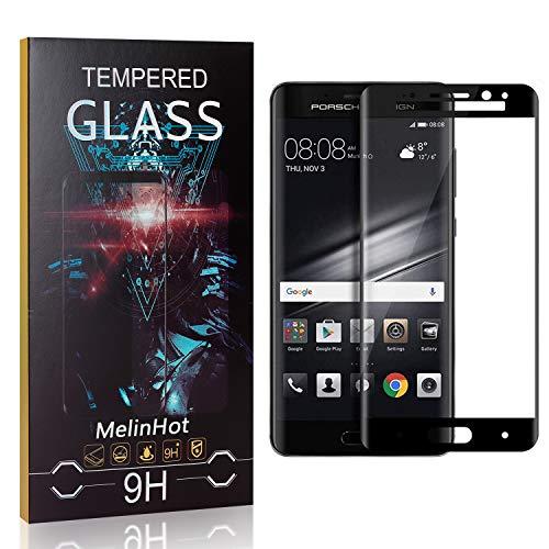 MelinHot Verre Trempé pour Huawei Mate 9 Pro, 3D Touch Ultra Résistant Protection en Verre Trempé Écran pour Huawei Mate 9 Pro, sans Traces de Doigts, 2 Pièces