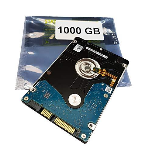 Compatible con Toshiba Satellite L50-C-1ZV L50-C-1ZZ L50-C-200 L50-C-20157 | 1TB 1000GB HDD Disco Duro de 2,5