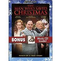 Man Who Saved Christmas [DVD] [Import]
