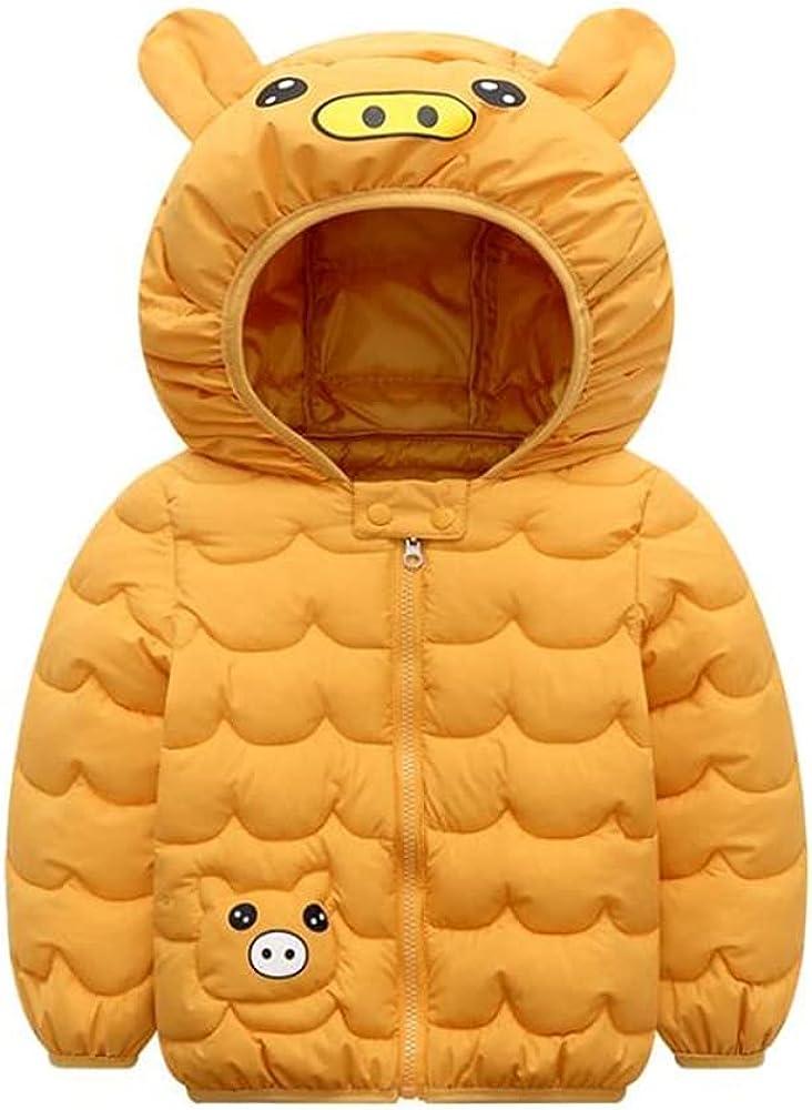 WXHCOS Baby Boys Girls Denver Mall Winter Coats Puffer Down Warm Fresno Mall Thick Soft