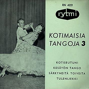 Kotimaisia tangoja 3