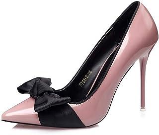 Ying-xinguang Shoes Fashion Thin Candy Color Sweet Single Shoes Women's Low Shoes Women's High Heel Comfortable