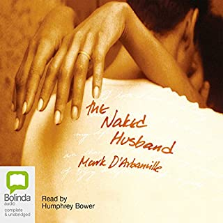 The Naked Husband audiobook cover art