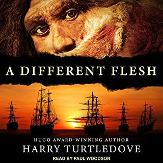 A Different Flesh audiobook cover art