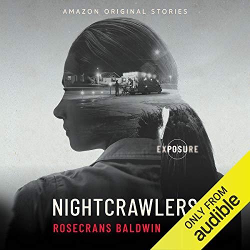 Nightcrawlers audiobook cover art