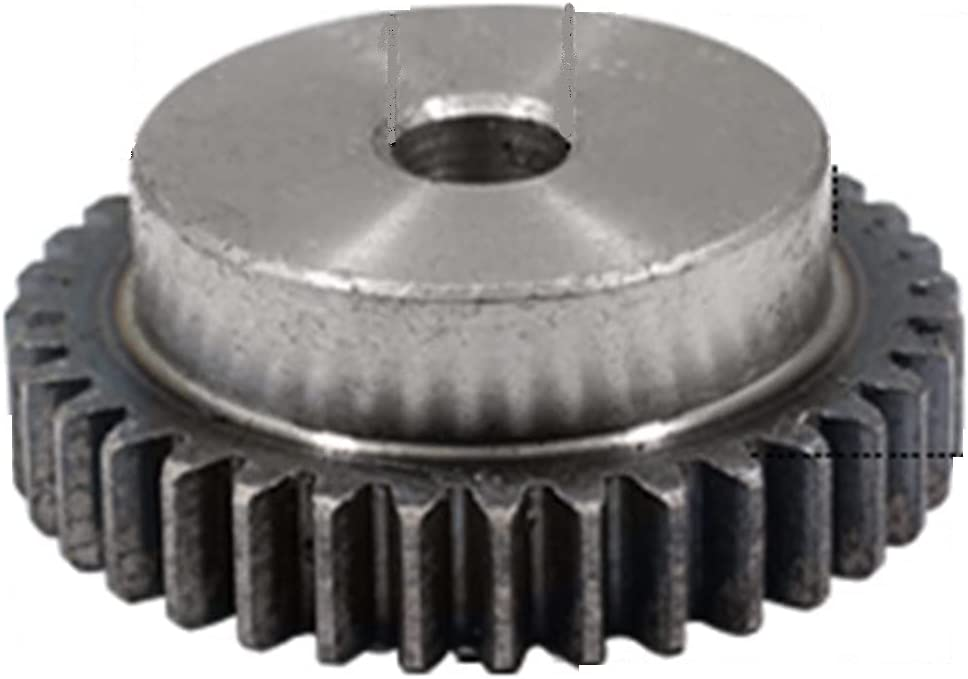 YINGJUN 1PC Convex Gear Selling Pinion 40Teeth Carbon 2Module 12mm Hole In stock