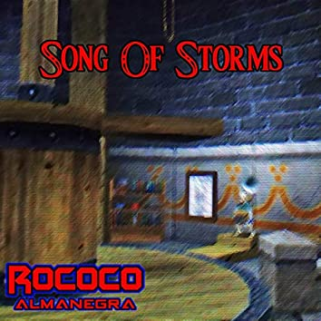 "Song of Storms (From ""The Legend Of Zelda: Ocarina Of Time"")"