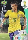 FIFA World Cup 2014 Brazil Adrenalyn XL Neymar Jr Star Player