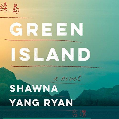 Green Island audiobook cover art