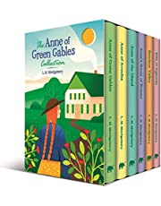 The Anne of Green Gables Collection: Deluxe 6-Volume Box Set Edition