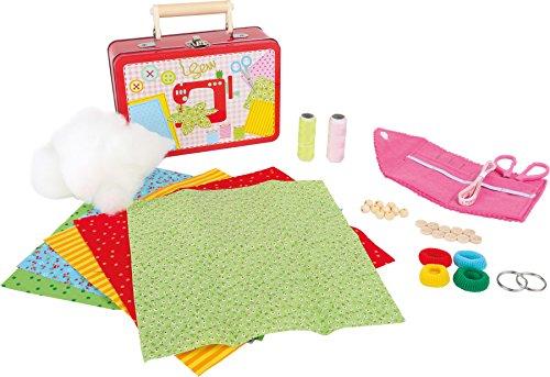 Pequeño Pie Company (smb5v) - 3921 - Kit de recreación Creativa - Niños en la Maleta - Juego de Coser
