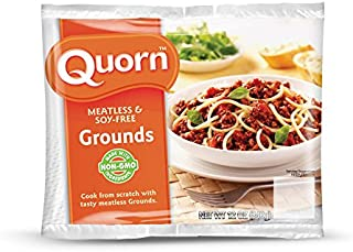 Quorn Meatless and Soy-Free Grounds, 12 Ounce (Pack of 12)