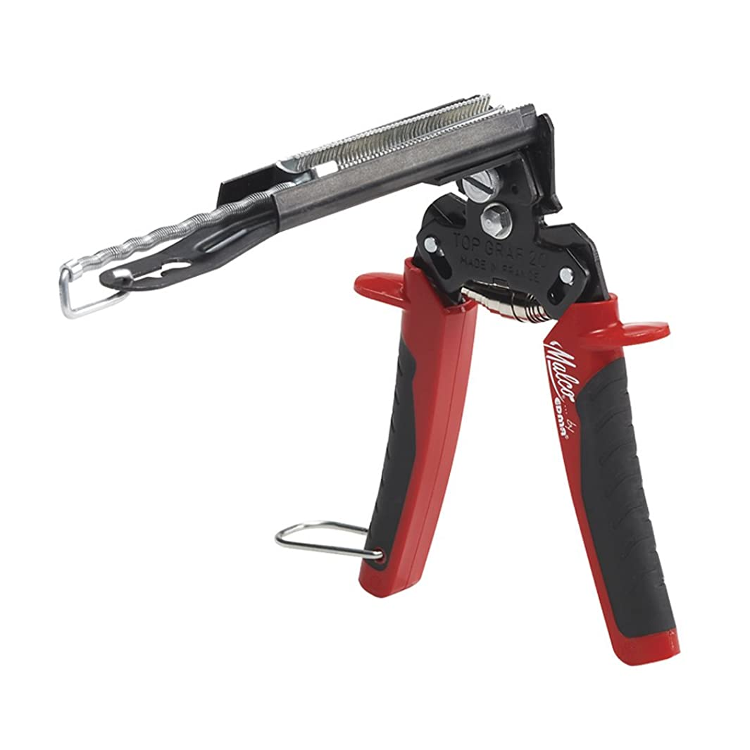 Malco HRP2 Hog Ring Chain Link Fencing Stapler with Magazine