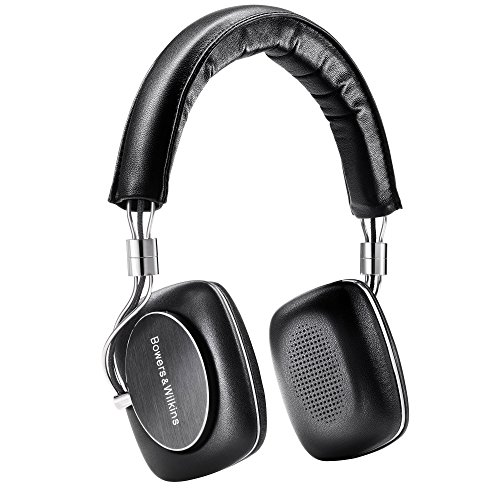Bowers & Wilkins P5 Series 2 Wired On-Ear Headphones with HiFi Drivers