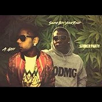 Swag Boy Yung Reek Ft. AGoff - Stoner Party