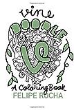 Vine Doodles: A Coloring Book (Vine Doodle Series)