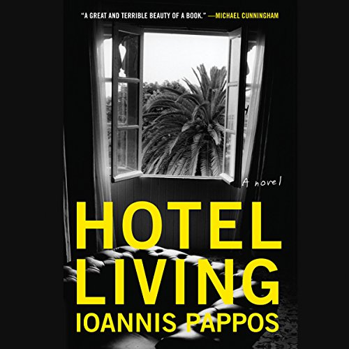 Hotel Living audiobook cover art