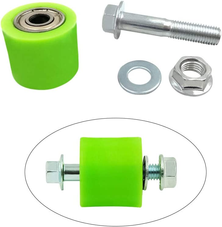 OTOM 8mm Chain Roller Special sale item OFFicial Pulley Slider Mo Tensioner Guide Wheel For
