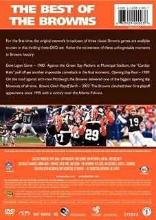 كليفلاند براونز: NFL Greatest Games