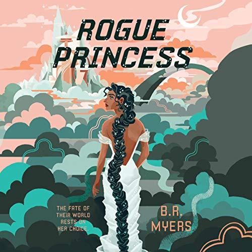 Rogue Princess audiobook cover art