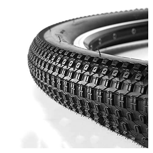 YJHL QIQIBH - Neumático de bicicleta plegable 27.5/26 para bicicleta de montaña, neumático de bicicleta (Tamaño de rueda: 26 pulgadas, ancho: 1.95 pulgadas)