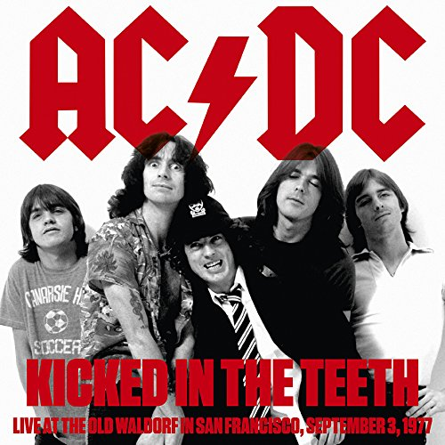 Kicked In The Teeth - Live At The Old Waldorf San Francisco 77