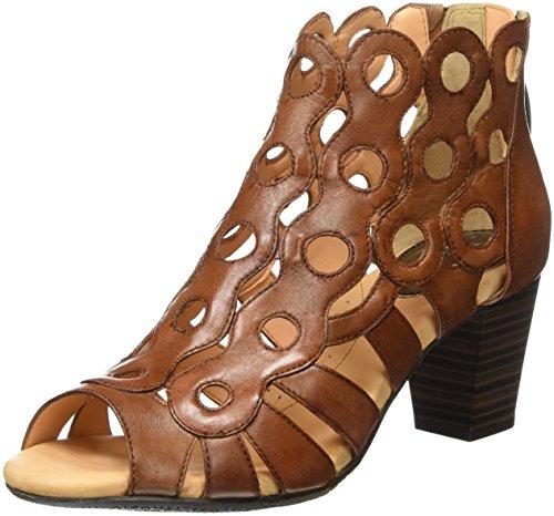 Gerry Weber Shoes Damen Lotta 16 Stiefeletten, Braun (Cognac), 41 EU