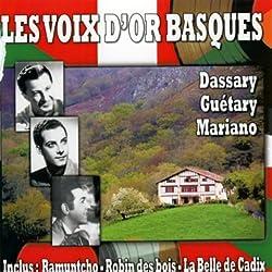 Les Voix d'or Basques