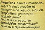 Cook Moutarde Jaune Grains Bio 60 g #2