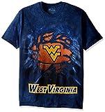 The Mountain mensWest Virginia University Basketball Breakthrough T-Shirt - Blue - Medium