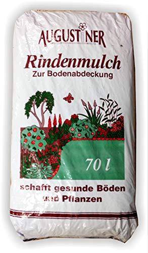 Rindenmulch 70 Liter Mulch Bodenabdeckung Rinden Rinde keine 60 L