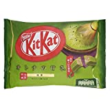 KITKAT MINI MATCHA GREEN TEA - KIT KAT TE' VERDE JAPAN