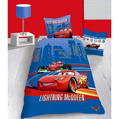 Parure de lit enfant Cars Mega Racer