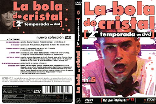 LA BOLA DE CRISTAL 2ª TEMPORADA DVD 5