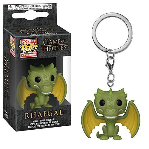 Funko Pocket Pop! Vinyl Keychain Game of Thrones - Rhaegal