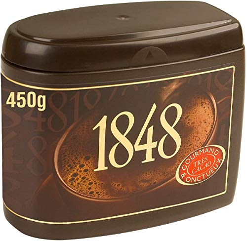 Poulain Chocolat en Poudre 1848 Boîte 450 g 4230633