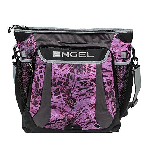 Engel Backpack Cooler Pink Out