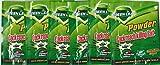 Green Leaf polvo anti cucaracha muy potente juego de 3 bolsitas