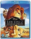 The Lion King 2: Simba's Pride [Italia] [Blu-ray]