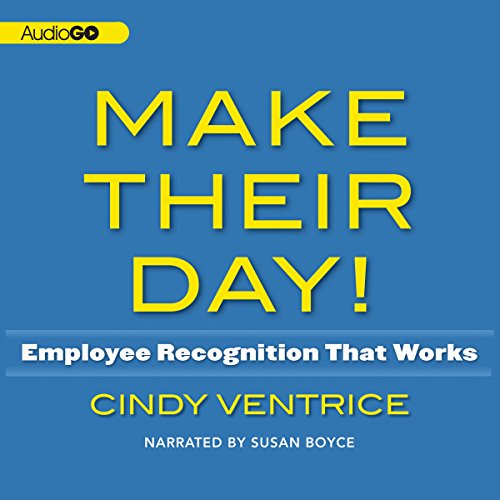 Make Their Day! audiobook cover art
