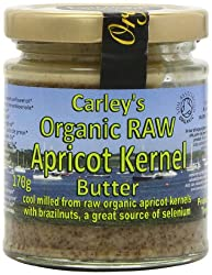 Delicious and nutritious spread Made from finely ground sweet apricot kernels and brazil nuts Low sodium content and saturated fats Cool milled below 44 degree Celsius from organic raw Turkish sweet apricot kernels Excellent as a spread on toast or c...