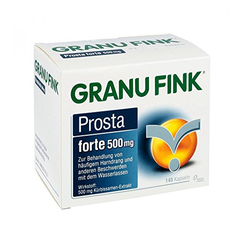 Granu FINK Prosta Forte 500 mg, 140 St