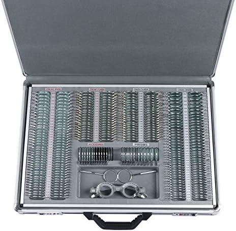 UCanSee 266 pcs Optical Trial Lens Set Kit Metal Rim Aluminum Case product image