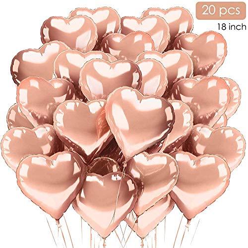 TOPHOPE -   Herzluftballons