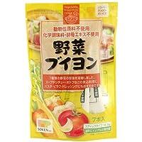 創健社 野菜ブイヨン 5g×7袋