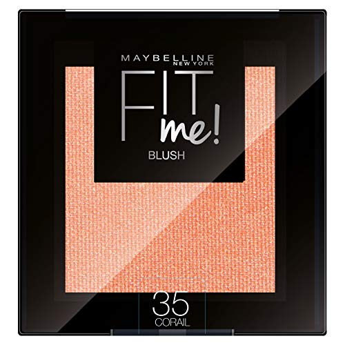 Maybelline New York - Blush poudre Fit Me! - 35 Corail - 4,5 g