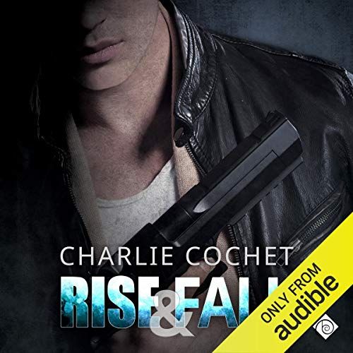 Rise & Fall audiobook cover art