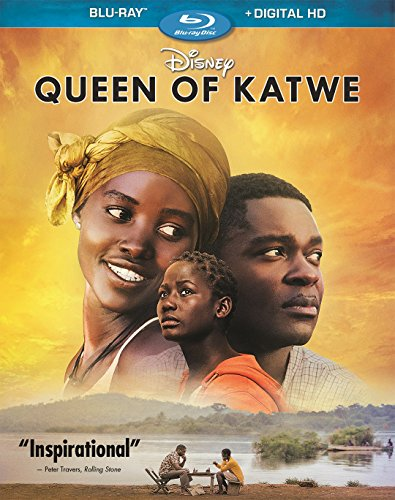 Queen of Katwe / [Blu-ray] [Import]